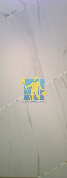 large porcelain tile reminiscent of calacutta marble tile durable rectified versatile melbourne